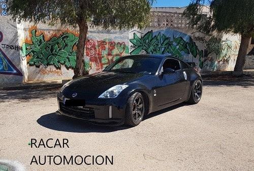 Nissan 350 Z, V6, vemta en Racar Automoción de Cartagnena. Compra venta Nacional e Internacional