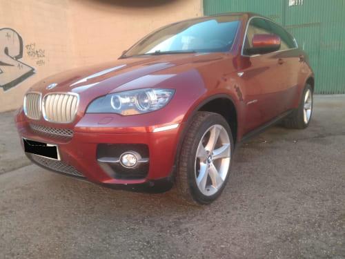 Bmw, X6, año 2011, 5 plazas, venta en Racar automocion de Cartagena